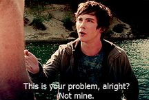 Anti-Percy Jackson / I do NOT like Percy Jackson, but my friends are obsessed. UGHH! Am I the only normal person here? / by Emma