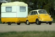 Retro Homes On Wheels / by Stitch Ross