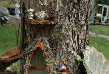 Tree & fairy gardens