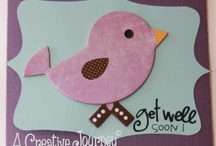 Get Well / Check out my blog at http://acreativejourneywithmelissa.blogspot.com/ or check out my Facebook Business Page at https://www.facebook.com/pages/A-Creative-Journey/146653672077197 for more ideas and inspiration or allow us to create for you today!