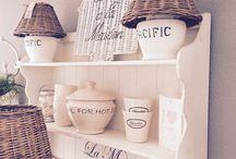 Riviera Maison♡ kitchens♡ / Keuken ideeën/inspiratie en verschillende spulletjes