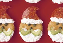 Holiday Snacks - Christmas! / by Jamie Dafoe Weber