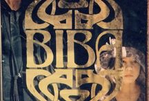 BIBA / Biba was a London most famous fashion boutique of the 1960s and 1970s. Biba was started and primarily run by the Polish-born designer Barbara Hulanicki.