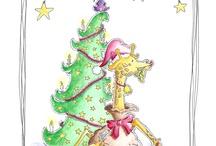 Christmas cards Illu-Straver