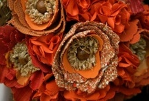 Blooms Burlap