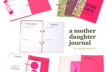 mom & me journal / by Andrea Bergdolt