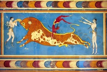 Ancient and Historic art, sculptures, mosaics and paintings / MuseoPics, the on line museum,  photos and Images of ancient art to medieval art. Sculptures, paintings, frescoes and mosaics from The Egyptians, assyrians, Babylonians, Greeks, Romans, Byzantines and other ancient civilisations