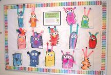 Elementary Art Ideas