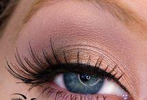 Mac eye look