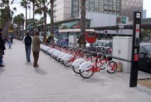 bikes stand