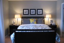 Master bedroom / by Nichole Steele