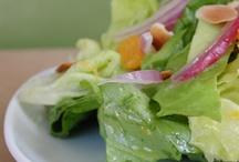 Salads / by Angie Holman Versic