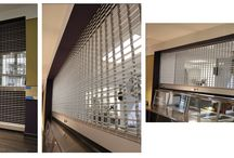 Coiling Grilles & Coiling Counter Grilles / Coiling Grilles & Coiling Counter Grilles for Cafeterias and Kitchens Model 670 Series  For more information, please give us a call at 973-471-4060 or email us at: info@dockndoor.com We service Northern New Jersey, Manhattan, New York City, Brookln, Queens, Staten Island, Bronx, Westchester and Rockland.   For 24 hour emergency service, please contact us at 800-362-6367