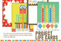 Project Life Free Stuff / by Traci Reed Designs