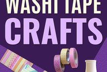 washi tape craft