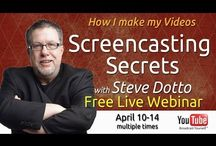 Youtube Video Tips from Steve Dotto / A collection of Youtube videos and tips about Youtube video and online broadcasting, technology, apps, digital integration from Steve Dotto of Dottotech
