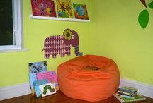 Design your child's playroom! / by little island studios