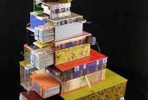 books & boxes & ideas