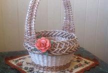 Paper Basket  (KAGITTAN YAPILAN SEPETLER)