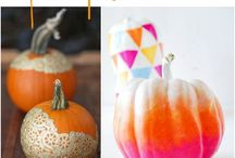 Fall Crafts / Feeling crafty this fall?