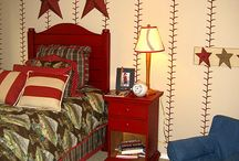 Baseball bedroom for boys / by Debbie @ Confessions of a Plate Addict