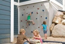 Outdoor Spaces for Kids