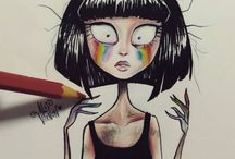 Charakter zeichnen