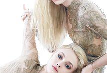 ♥ Dakota & Elle