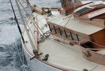 корабли и яхты