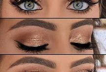 chick eye make up
