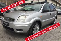 FORD FUSION 1.4 TDCI COLLECTION € 2'990'00