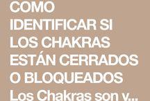 Energía chakaras