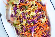 Vegetables & side dishes / by Annika Yerushalmy