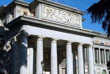 Museo del Prado / The Prado Museum in Madrid, Spain