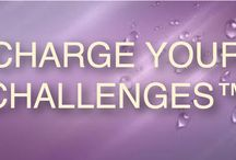 Charge Your Challenges™ / Charge your Challenges and kickstart your inner power