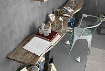 office ideas / by Amy Schwartz McHugh