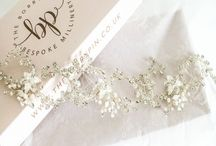 Our Favourite Sparkle & Shine Wedding Inspiration / We're sharing some of our favourite inspiration from sparkle and metallic inspired weddings.   All of the items featured can be bought from Love & Lilah - www.loveandlilah.com