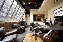 Recording Studio / by Janelle Borges