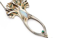 Jewelry- Old School / Vintage, Antique and Ancient Jewelry / by Diana Paris