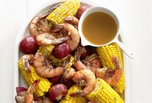 Seafood Recipes / by Rosalyn Clark
