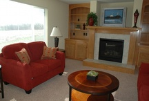 Living Room Ideas / Tips from Treasured Spaces on living room decorating and staging!