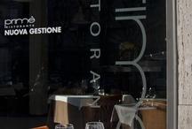 Primè restaurant - the location / Primè restaurant is in the city center of Milan, near by Corso Como and Corso Garibaldi.  Address: Viale Francesco Crispi 2