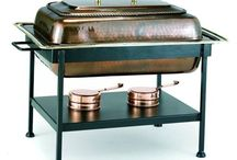 Chafing Dishes, Serving Dishes, Beverage Servers
