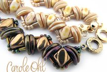 Crescent Beads
