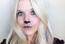 Bear make up