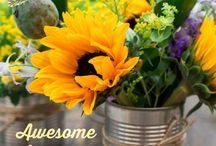 Flowers / Flower arranging