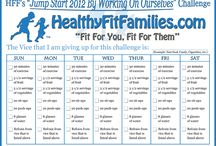 Health & Fitness / by Kristin Hennage