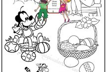 Hello Kitty Coloring pages free online / Free coloring pages online at:  http://magiccolorbook.com/category/hello-kitty/