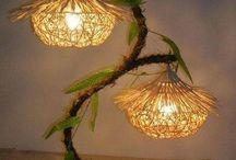 лампа среднее