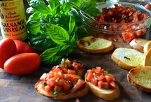 Food Recipes - Appetizers